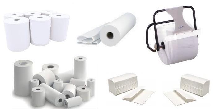 Celulosa y papel higienico