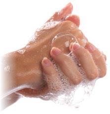 Jabón de manos y dispensadores de jabón